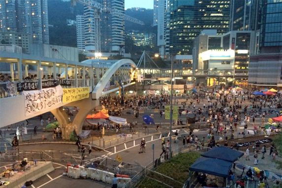 A Critical Look At Occupy Central