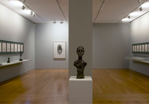 Giacometti Without End
