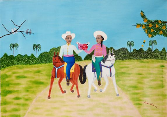 Synopsis of Haitian Art