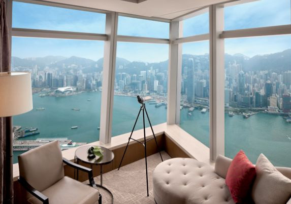 5-Star Ritz-Carlton Hong Kong